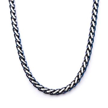 Inox Blue Stainless Steel Chain