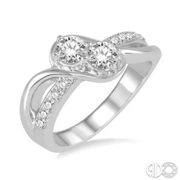 Ashi Diamonds 14k White Gold Diamond Ring - 442C6DJFHWG