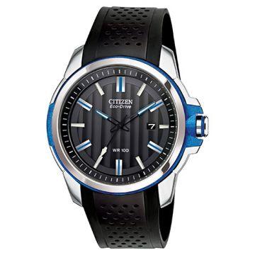 Citizen Drive Black Stainless Steel Strap Watch