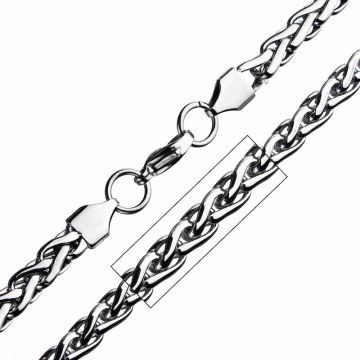 Inox Stainless Steel Chain