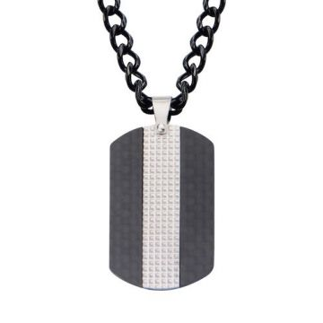 Inox Black Stainless Steel Chain