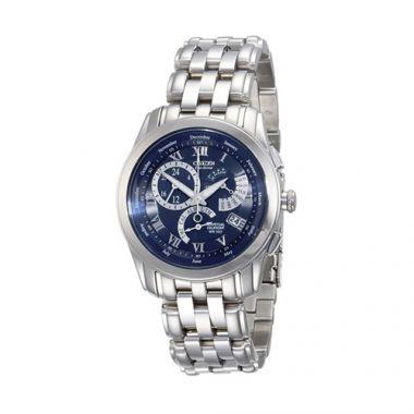 Citizen Black Stainless Steel Watch