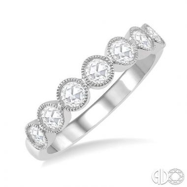 Ashi Diamonds 14k White Gold Diamond Ring - 101V5DJFHWG