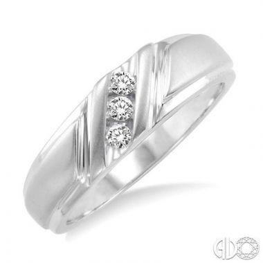 Ashi Diamonds 14k White Gold Diamond Ring - 39308DJFXMNWG