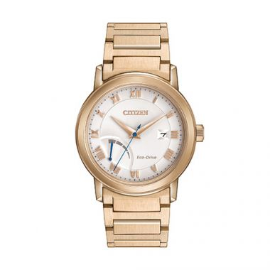 Citizen Rose Stainless Steel Watch