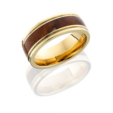 Lashbrook Precious Metals 14k Yellow Gold Wedding Band
