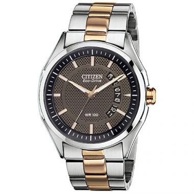 Citizen Drive Black Stainless Steel Bracelet Watch