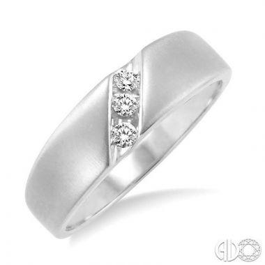 Ashi Diamonds 14k White Gold His & Hers Duos Diamond Ring - 39348DJFXMNWG