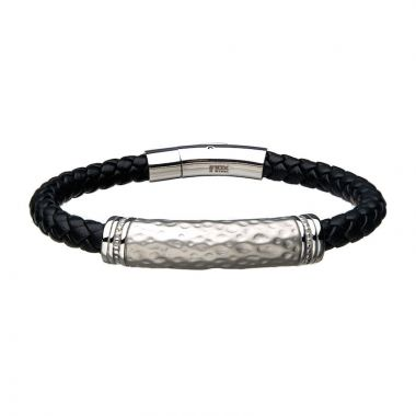 Inox White Stainless Steel Bracelet
