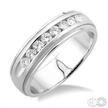 Ashi Diamonds 14k White Gold Diamond Ring - 38483DJFCWG