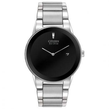 Citizen Black Stainless Steel Bracelet Watch