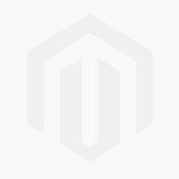 Gabriel & Co. 14k White Gold Contemporary Curved Wedding Band