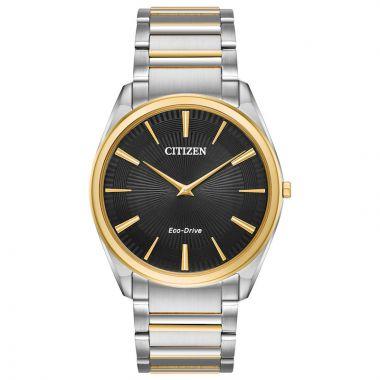 Citizen Stiletto Two-tone Stainless Steel Bracelet Watch