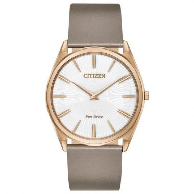 Citizen Stiletto Rose Stainless Steel Strap Watch