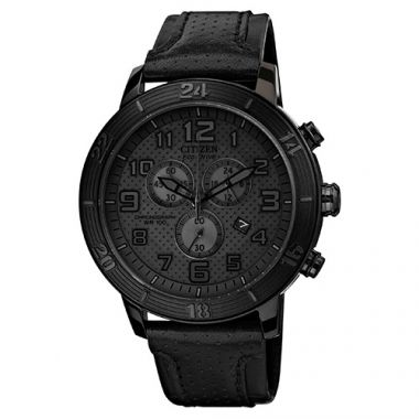 Citizen Drive Black Stainless Steel Watch