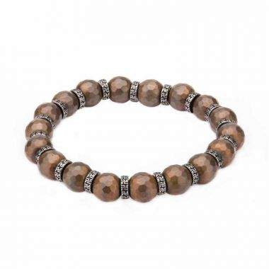 Inox Brown Stainless Steel Bracelet