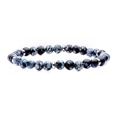 Inox Grey Stainless Steel Bracelet