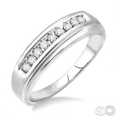 Ashi Diamonds 14k White Gold His & Hers Duos Diamond Ring - 39108DJFXMNW