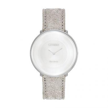 Citizen White Titanium Watch