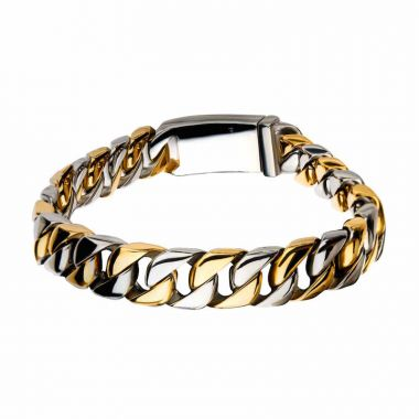 Inox Rose Stainless Steel Bracelet
