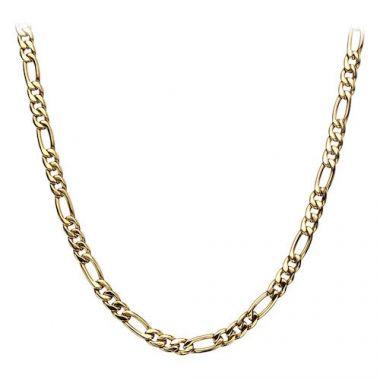 Inox Yellow Stainless Steel Chain