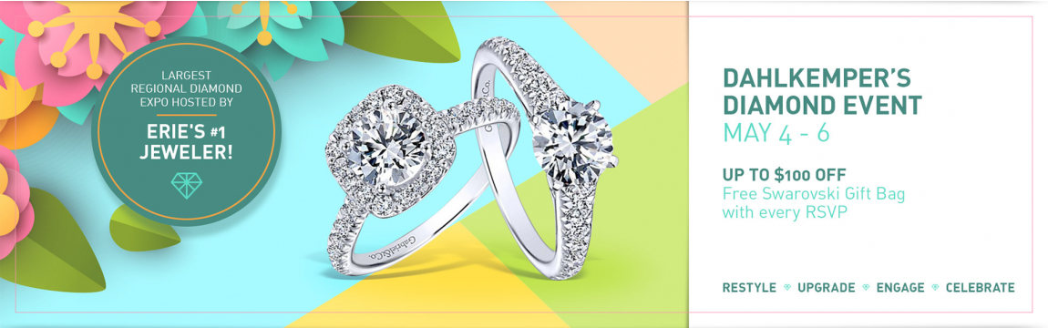 Dahlkempers diamond event may 4 - 6