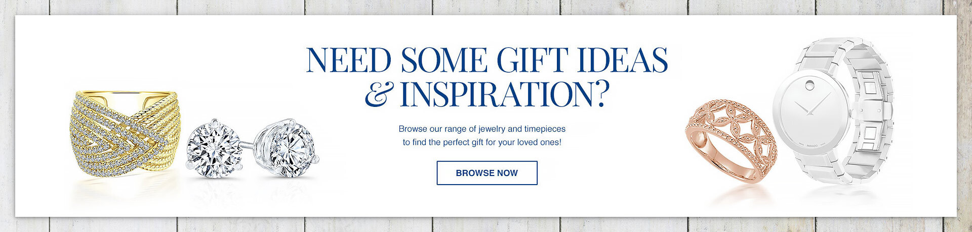 Jewelry Gift Idea Banner